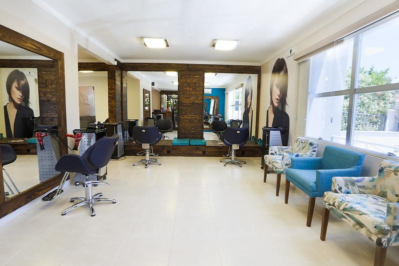 O Shampoo visita: Studio 168