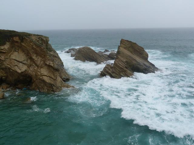 Paisaje costero de Alentejo