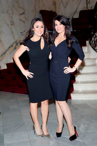 Andrea Tantaros, Kimberly Guilfoyle==.The New York Society for the Prevention of Cruelty to Children's 2014 Gala Wine Dinner==.The Metropolitan Club, NYC==.November 17, 2014==.©Patrick McMullan==.Photo- ADRIEL REBOH /PatrickMcMullan.com==.==