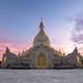 Yangon Sunrise by TheFella