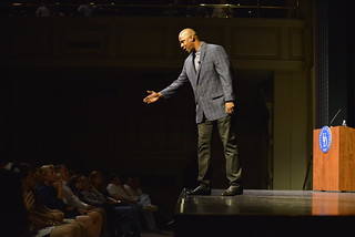 Former MLB star Darryl Strawberry speaks about overcoming the odds