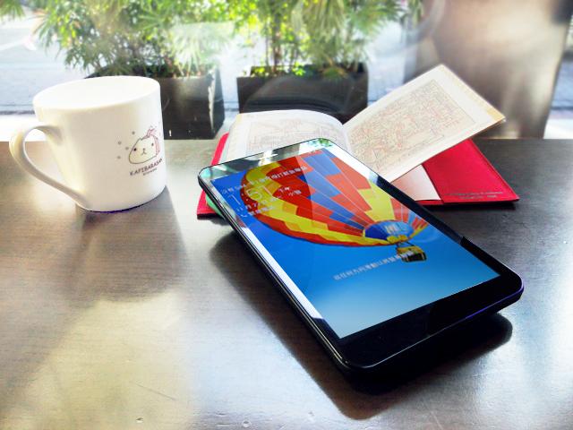 華為平板 MediaPad X1 7.0