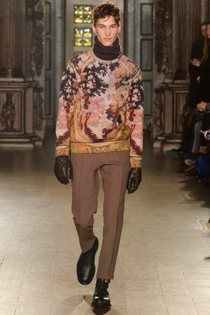 FW15 London Pringle of Scotland013_Kristoffer Hasslevall(VOGUE)