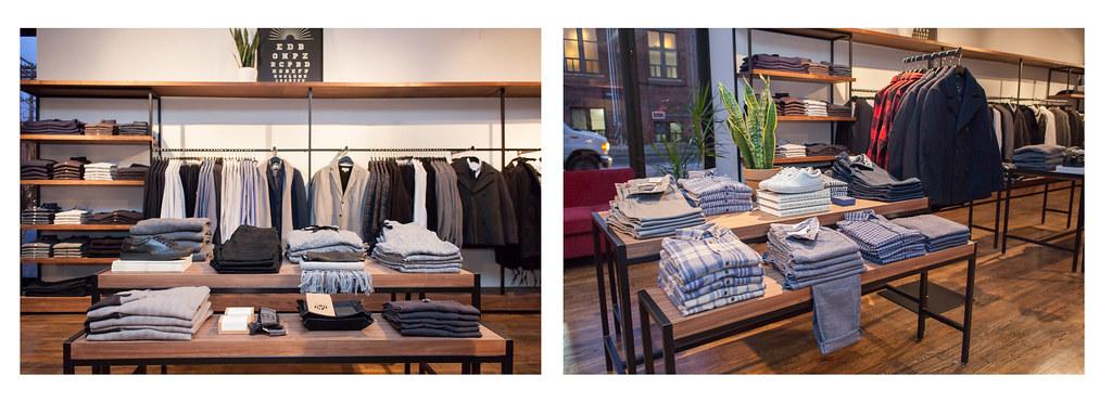 Frank & Oak - Queen Street Store 2