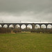 Viaduct outside Congleton in Cheshire