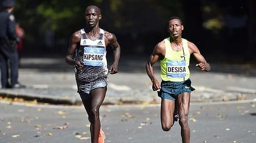 Kipsang Maraton de Nueva York 2014