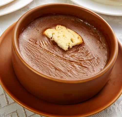 新國際西餐廳_法式洋蔥濃湯