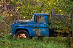 Apple Barrel Truck