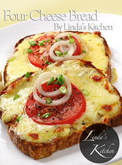 Four Cheese Bread