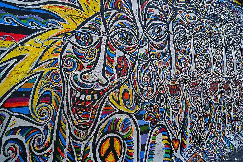 Around Berlin (15) Muro de Berlin