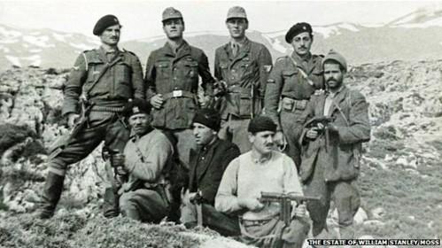 El grupo que secuestra a Kreipe