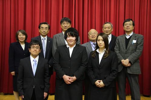 20141114チャペル・アッセンブリ・アワー
