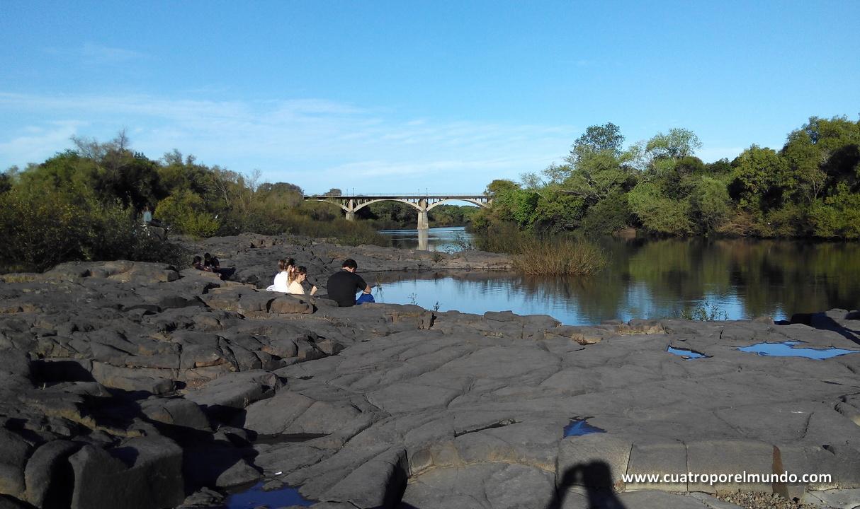 Paseo por Dayman llegando hasta el rio