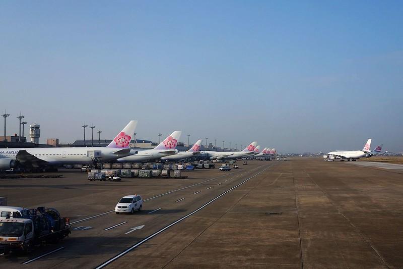 華航777豪華商務艙