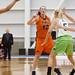 Kassie Colonna passes off (Nov 22, 2014 Snucins)