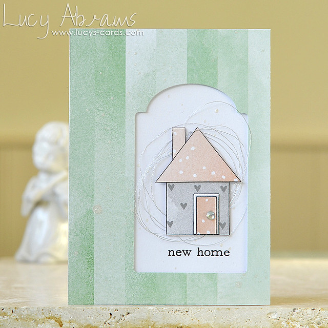 New Home by Lucy Abrams