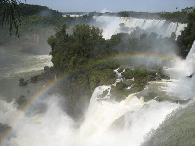 Cataratas del Iguazu - Brasil/Argentina