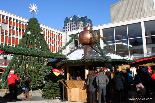 Vancouver Christmas Market 2014