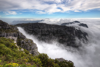 Table Mountain, Cape Town [RSA]