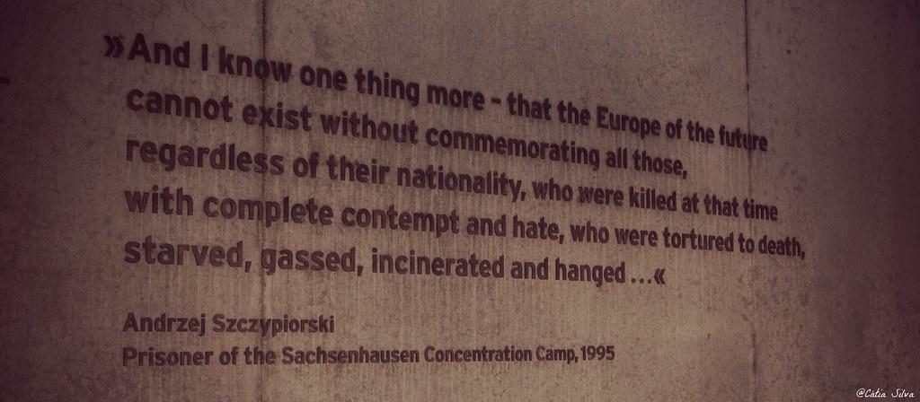Alemania - Lugar Conmemorativo y Museo de Sachsenhausen  (18)