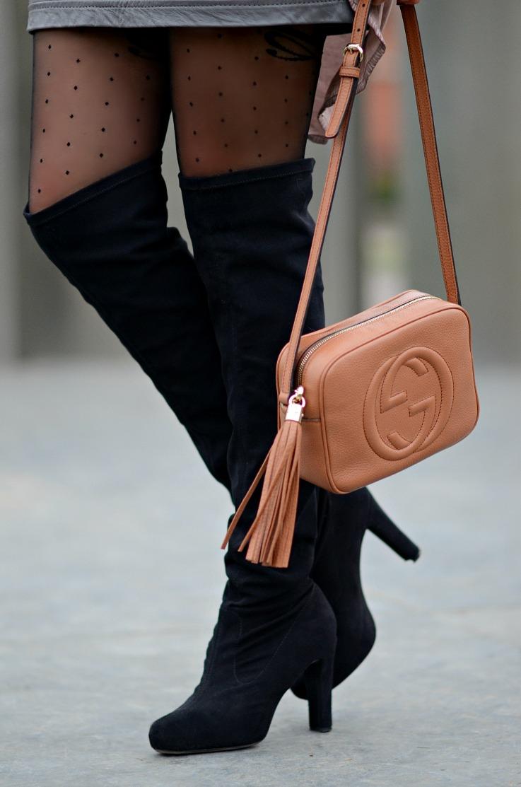 DSC_7869 Over the knee boots, Soho Gucci disco bag, Tamara Chloé