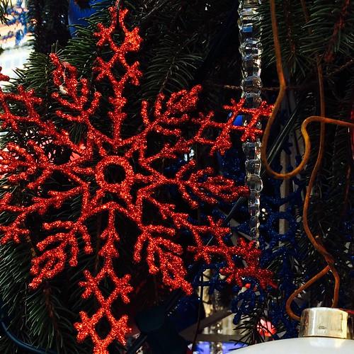 Christmas in Bryant Park- December 12, 2014