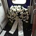 EuroCity Wawel - wreath in the train