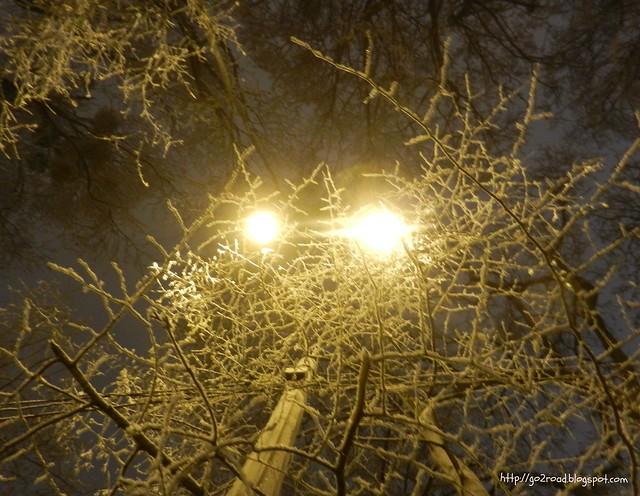 Киев в снегу