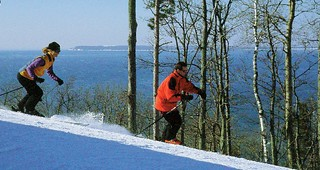 Homestead Resort offers skiing and views at good prices. (The Homestead Resort)