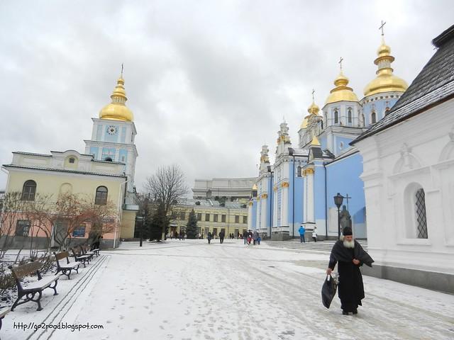 Михайловский собор, Киев