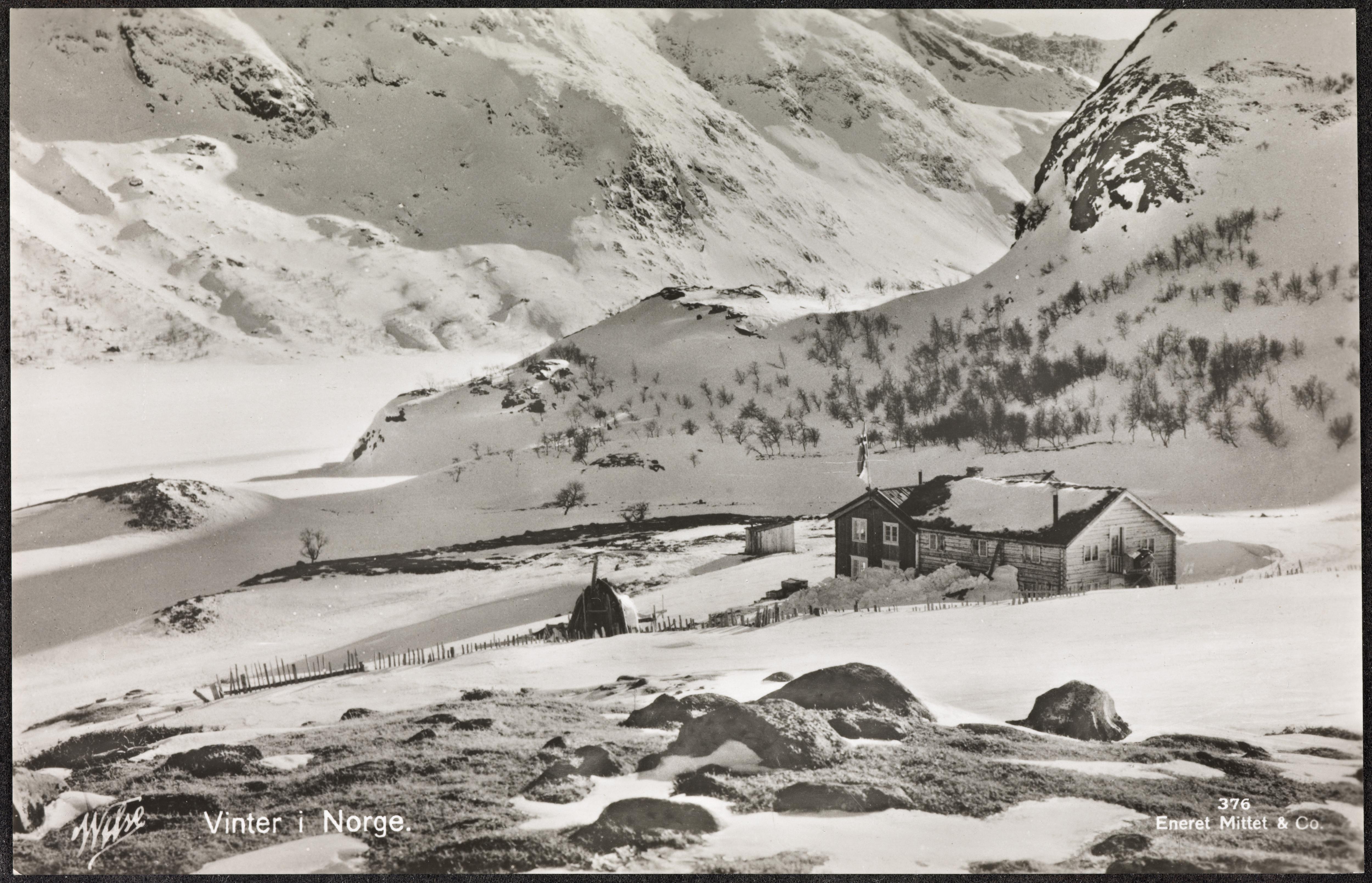 376. Vinter i Norge