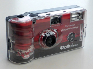 Rollei Nightbird Single Use Camera
