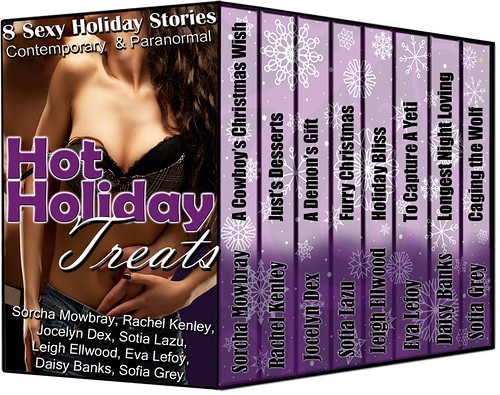 Hot Holiday Treats 3D