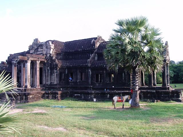 Библиотека Ангкор Вата