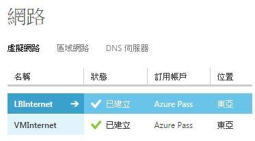 [Azure] VM - 負載平衡和高可用性-2
