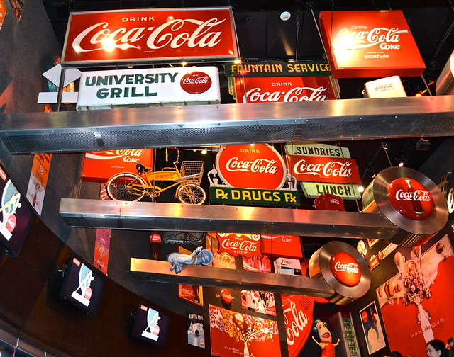 Coca Cola World - advertising from all over the world
