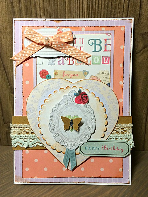 Bellissima Birthday Card by StickerKitten