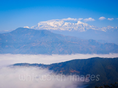 blue nepal sky cloud mist snow mountains nature beauty fog landscape outdoors asia hills snowcapped valley himalaya range himalayas gorkha indiansubcontinent tanahun manasalu satipipal