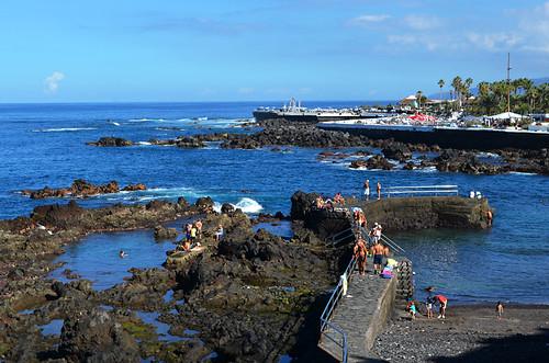 San Telmo, December, Puerto de la Cruz, Tenerife