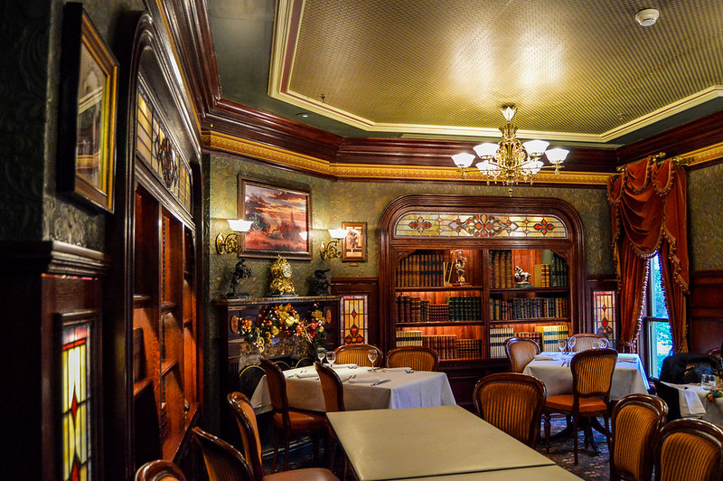 Frontierland Dining Room