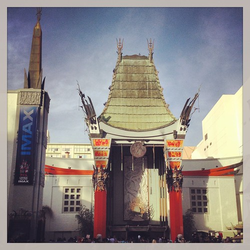 Chinese Theater - Hollywood, CA