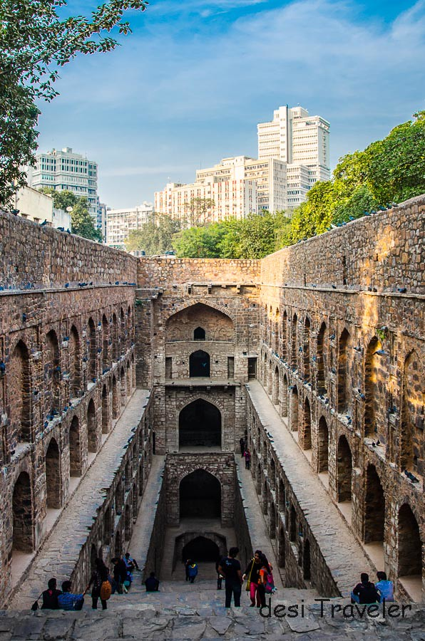Agrasen Ki Baoli Delhi timing