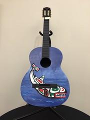 cavaquinho(0.0), bass guitar(0.0), string instrument(1.0), ukulele(1.0), acoustic guitar(1.0), guitar(1.0), blue(1.0), string instrument(1.0),