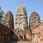 Obrázek Wat Si Sawai. travel nature thailand bangkok culture buddhism temples chiangmai krabi lanna tempel sukhothai lampang kolanta ayutthaya reizen 2014 arps paularps afsdxnikkor18140mm