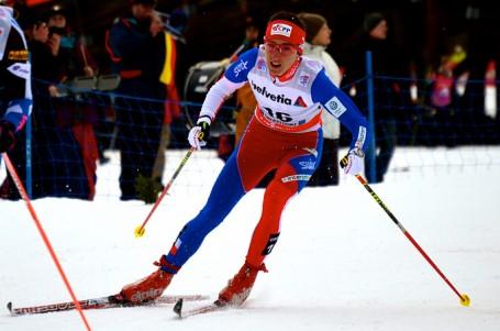Vrabcová Nývltová na Tour de Ski šestá celkově