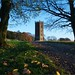 Tyrconnell Tower in Autumn by bbusschots