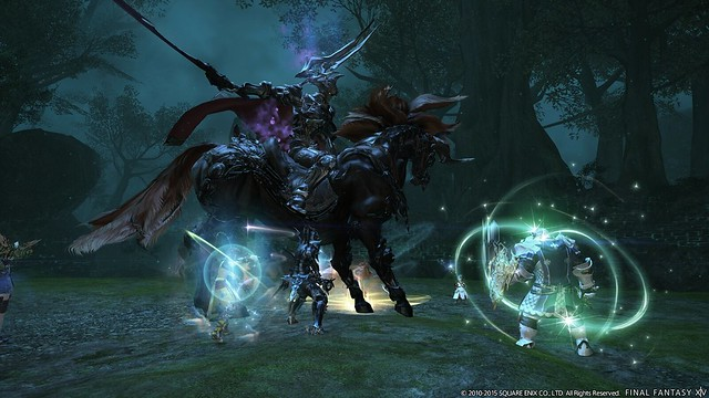 Final Fantasy XIV Patch 2.5: Odin