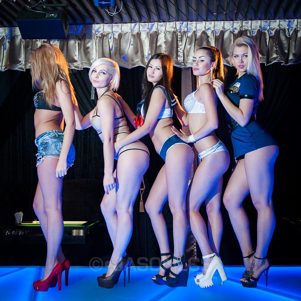 European girls in singapore