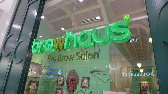 strip ministry of waxing and browhaus salon