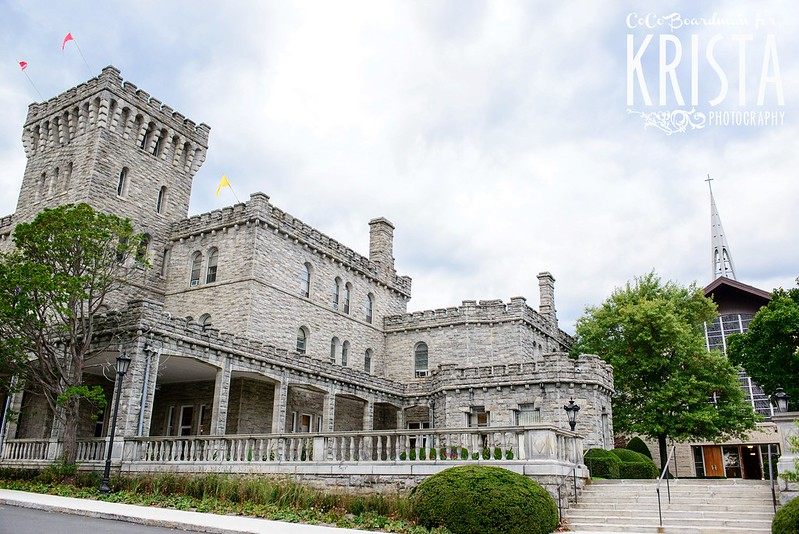 Glamorous Wedding at Reid Castle Manhattanville College